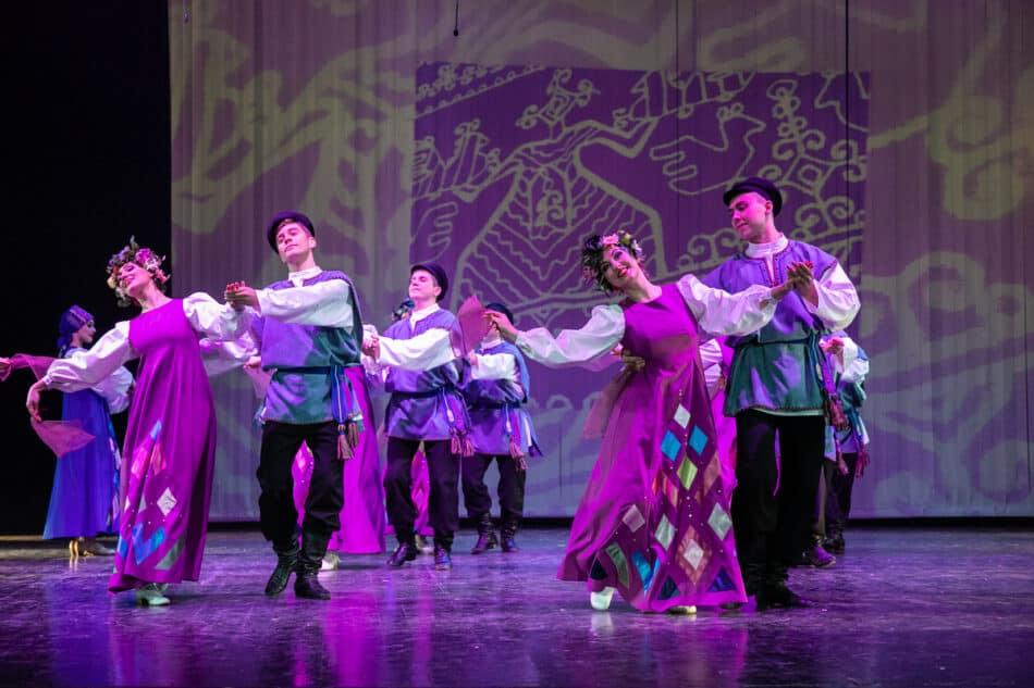 Ансамбль «Кантеле» представил новую концертную программу