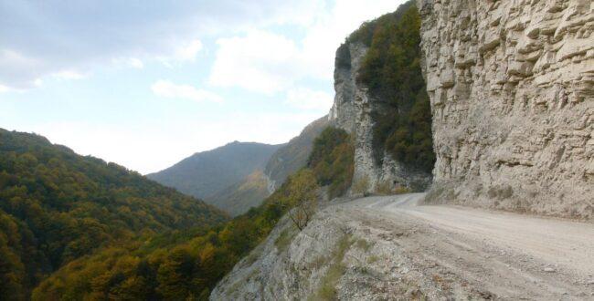 В горах Чечни. Фото: Mikhail Rogozin/Global Look Press