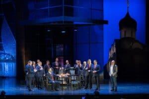 Сцена из оперы «Царская невеста» в Музыкальном театре РК. Фото Виталия Голубева