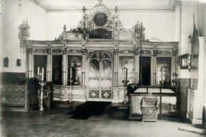 Домовая церковь. Фото из архива Музея ИЗО РК
