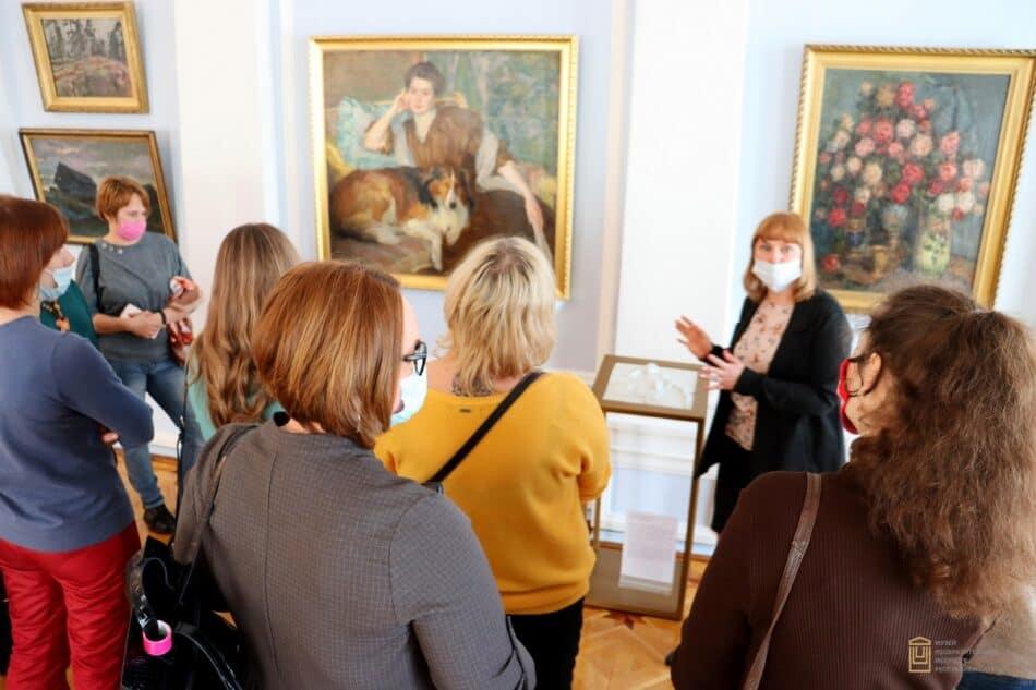 В Музее изобразительных искусств Карелии