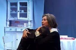 Сцена из спектакля «Наша кухня». Фото театра Ad Liberum