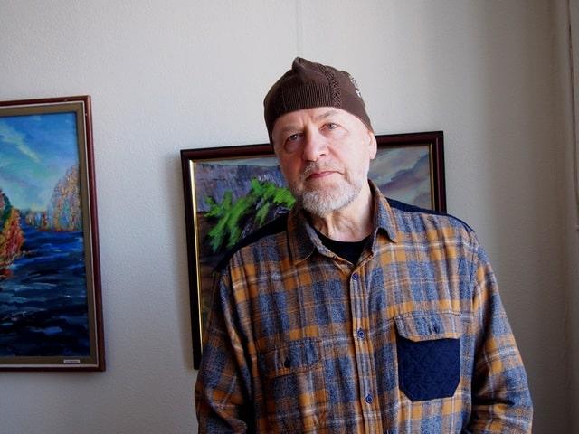 Владимир Левицкий