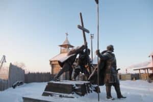 Прогулки по России с Лидией Винокуровой. Салехард, город на Полярном круге