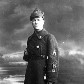 Молодой Тойво Антикайнен. Фото из открытых источников