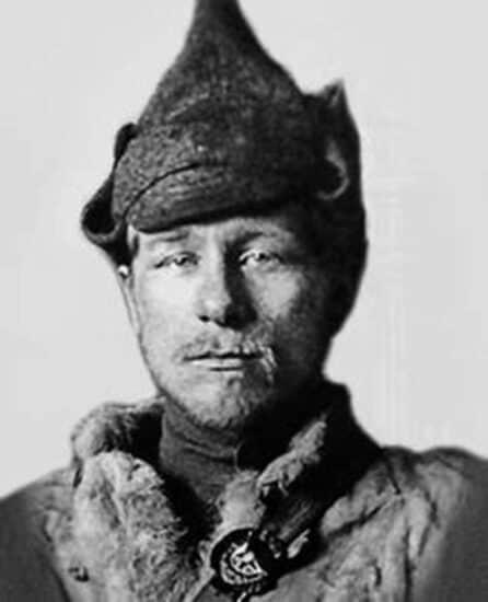 Тойво Антикайнен, 1922 год. Фото из открытых источников