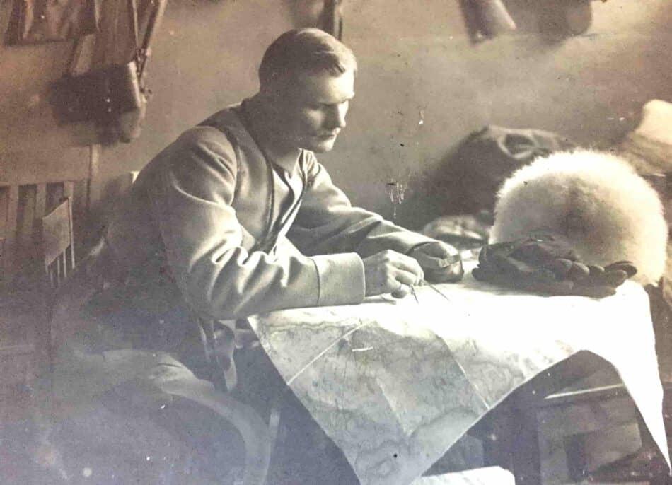 Хейкки Кальюнен. Фото из личного архива О. Вольфовича