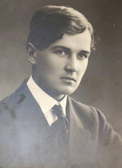Уно Мальмберг. Фото из личного архива О. Вольфовича