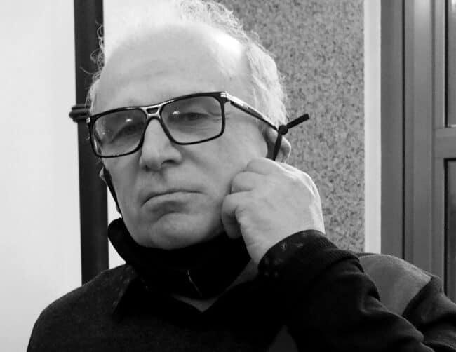 Сергей Маргулис в Петрозаводске. Фото Ирины Ларионовой