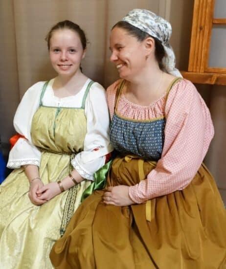 Наталья с дочерью Елизаветой. Фото из семейного архива Михайловых