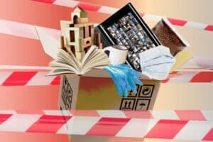 Музей Москвы и галерея «Триумф». Выставка и онлайн-проект «Музей самоизоляции». Илл.: mosmuseum.ru