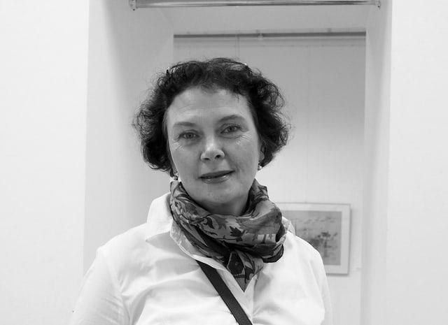 Виктория Зорина. Фото Ирины Ларионовой
