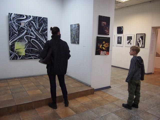"""На выставке """"Мы"""". Фото Ирины Ларионовой"""