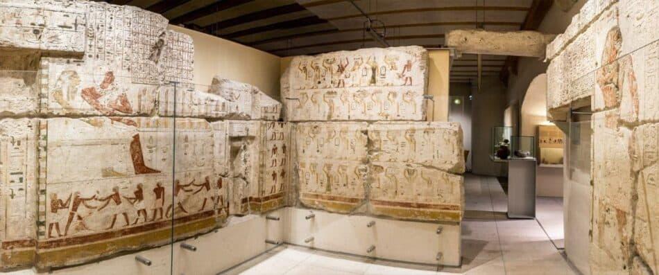 Археологический музей Университета Тюбингена в замке Хоэнтюбинген