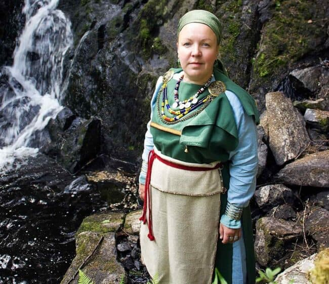 Наталья Денисова: «Моё увлечение костюмом неотделимо от знания финского языка»