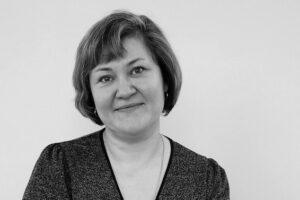 Ольга Барышева. Фото Ирины Ларионовой