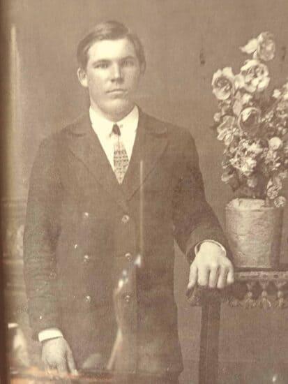 Павел Лазарев, отец Глафиры