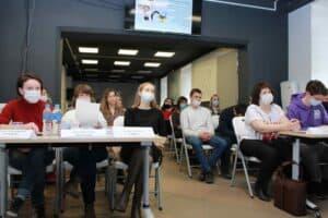 В Петрозаводске провели молодёжный грантовый конкурс