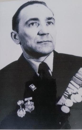 Сергей Алексеевич Кондратьев. 1985 год, май