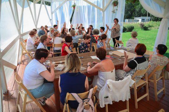 Летняя школа для учителей литературы в Ясной Поляне