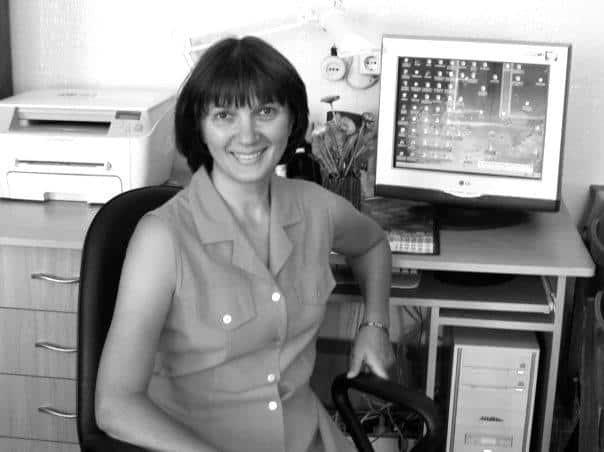 Ирина Кюршунова. 2006 год. Фото Ирины Ларионовой