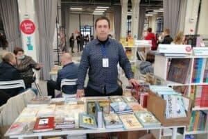 Фото из группы: Петрозаводск – библиотечная столица России/vk.com/bibliokongress_2021
