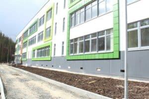 В Петрозаводске 1 сентября откроется самая крупная в республике школа