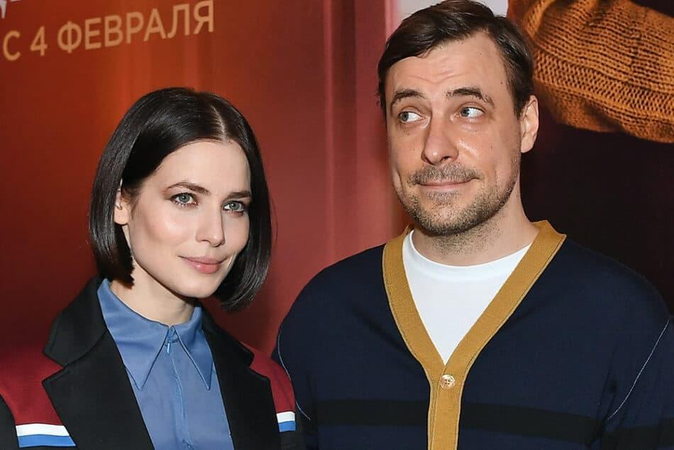Юлия Снигирь и Евгений Цыганов. Фото: Екатерина Чеснокова/ РИА Новости