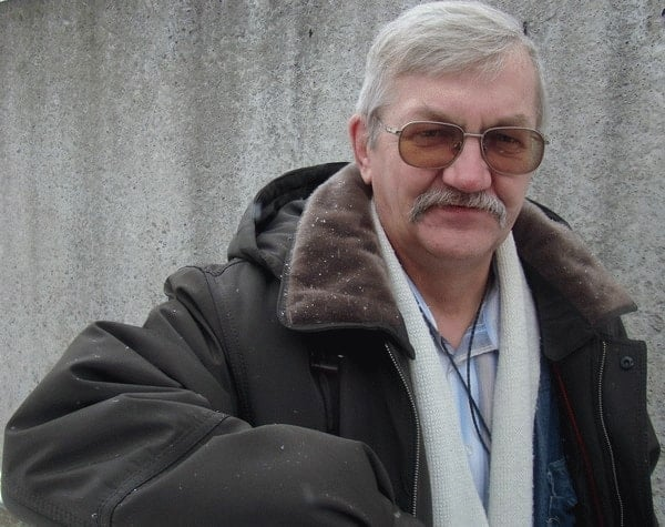 Владимир Судаков. Фото Ирины Ларионовой