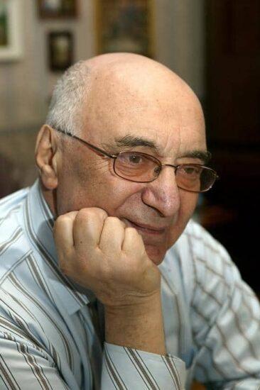 Анатолий Петрович Зильбер. Фото из личного архива