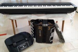 Четыре сельских учреждения культуры Карелии приобрели музыкальные инструменты, офисное оборудование и квадракоптер