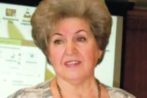 Скончалась известный петрозаводский педагог Людмила Кулакова