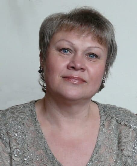 Ирина Белковская. Фото из личного архива