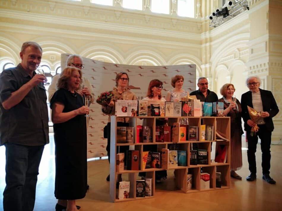 В короткий список «Большой книги» вошли 13 произведений