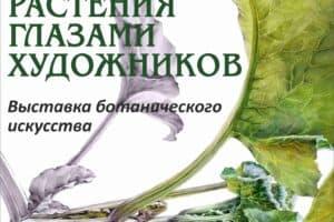 В ГВЗ открывается выставка «Растения глазами художников»
