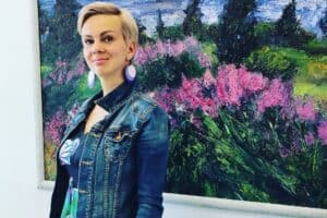 Наталья Козловская. Фото из личного архива
