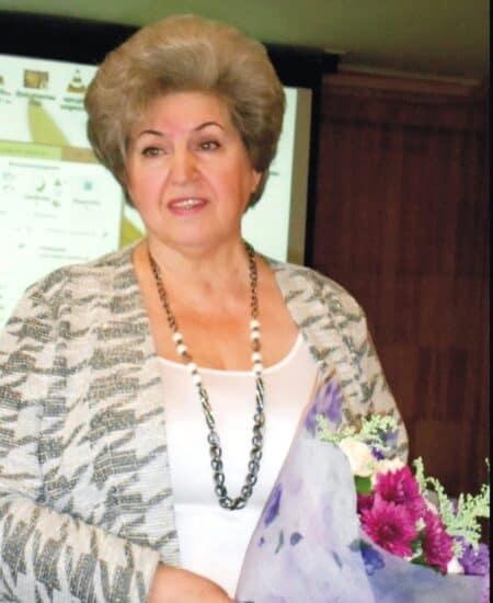 Людмила Антоновна Кулакова