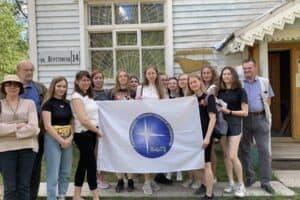 Экспедиция ПетрГУ побывала в рунопевческой деревне Вокнаволок