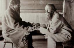 Рунопевцы братья Яманены. Фото Инто Конрада Инха