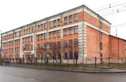 Петрозаводская школа № 9 имени И.С. Фрадкова. Фото: «Республика» / Леонид Николаев