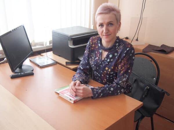 Екатерина Владимировна Анисимова. Фото Марии Голубевой
