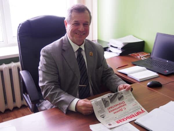 Владимир Михайлович Войнов. Фото Марии Голубевой