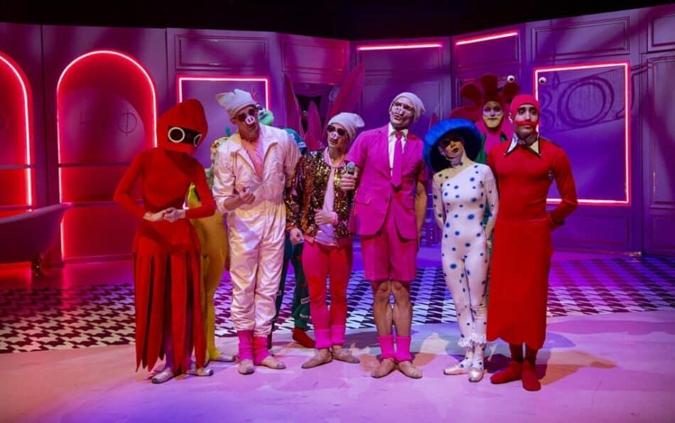 «Три поросёнка». Фото с сайта teatr-sats.ru