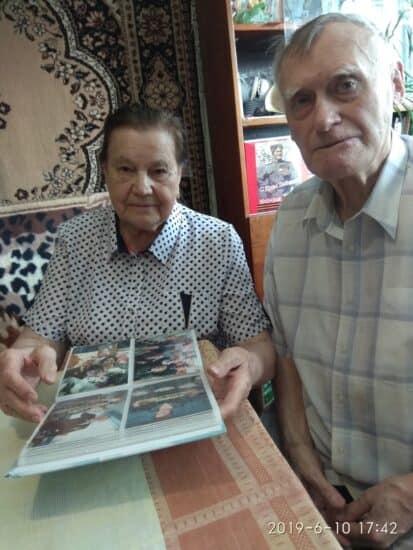 Руфина и Анатолий Малютины