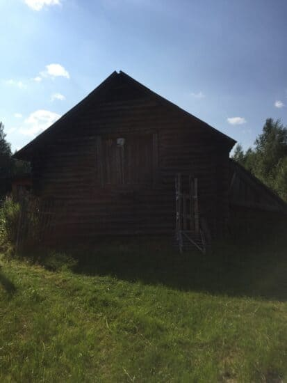 Дом бабы Насти