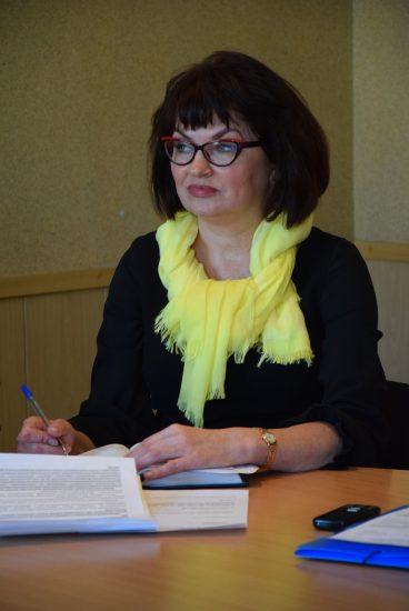 Римма Ермоленко. Фото Марии Голубевой