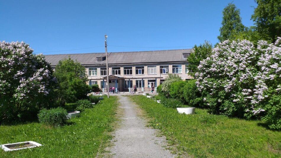 Толвуйская средняя общеобразовательная школа Медвежьегорского района РК