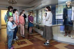 Национальный музей Карелии приглашает школьников увлекательно провести начало учебного года