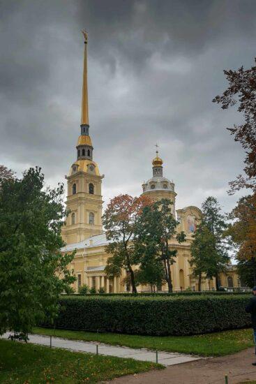 Ассамблея Петровских музеев начиналась в Петропавловской крепости