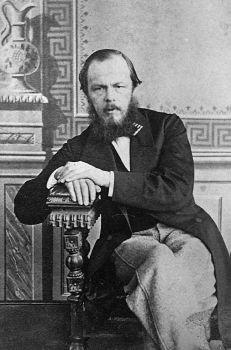 Ф. М. Достоевский. Фотография А. Баумана. Петербург. 1863-1864